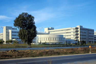 Hospital Universitario General Juan Ramón Jiménez